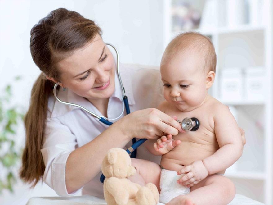 Çocuklarda Görülen Kalp Hastalıkları