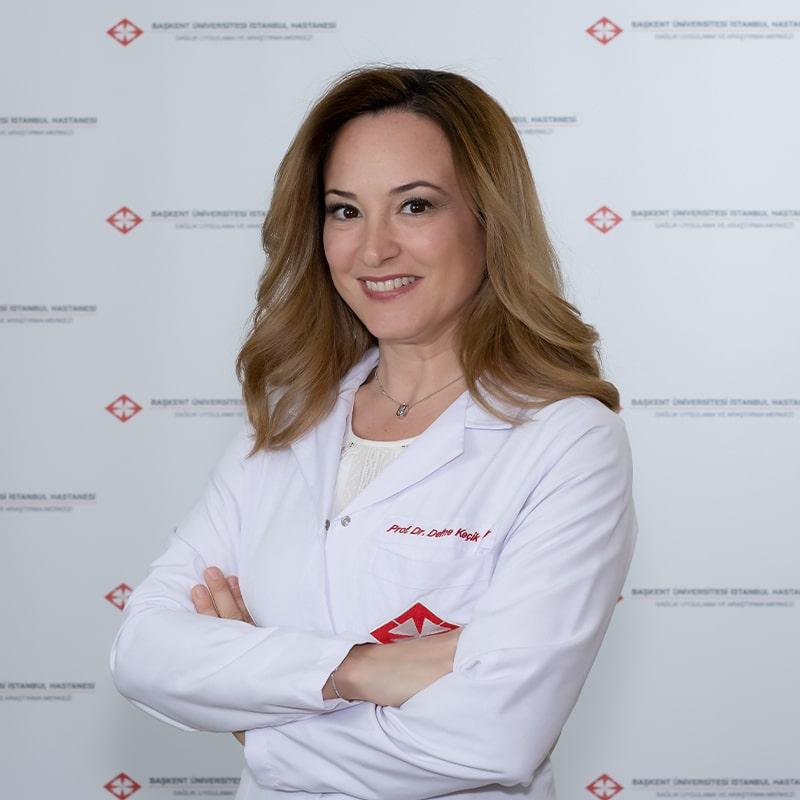 Prof. Dr. Bedia Defne KEÇİK