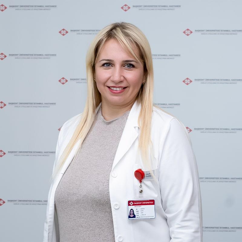 Uzm. Dr. Yasemin ŞAHİN