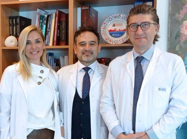 Başkent Üniversitesi İstanbul Hastanesi Genel Cerrahi Ekibi